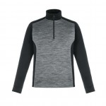 Conquer Melange Jacket Ash City
