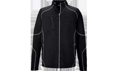 Sexy Brushed Back Fleece Jacket